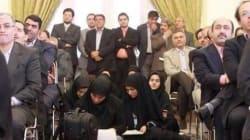 Les dessous de la photo polémique des journalistes iraniennes