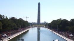 ワシントン大行進:50年前の参加者が語る「熱い日」(動画)