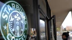 Licencié d'un Starbucks pour avoir mangé un sandwich récupéré dans la