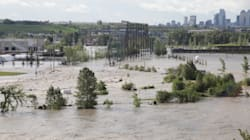 Alberta Will Burn Through Cash On Flood