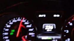 Le président tchétchène fier de rouler à 240