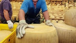 Non solo il prosciutto, ora anche il Parmigiano-reggiano come Minibond