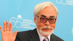 Miyazaki ne fera plus de long métrage, mais les fans peuvent garder