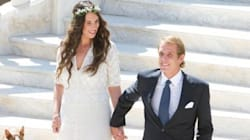 Andrea Casiraghi e Tatiana Santo Domingo sposi low profile