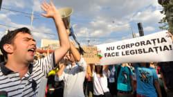 Roumanie: un projet canadien de mine d'or fait des