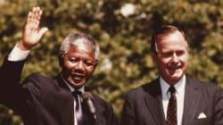 Pourquoi Bush père a présenté ses condoléances pour la mort de