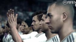 Gareth Bale est déjà au Real dans FIFA