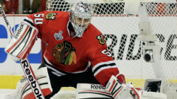 Blackhawks: le contrat de Corey Crawford