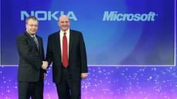Microsoft achète les téléphones