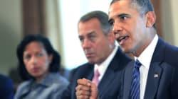 Syrie : les leaders de la Chambre des représentants appuient