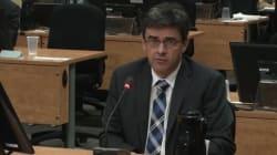 La collusion dans le génie à Québec n'a cessé qu'à la fin
