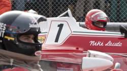«Rush», le combat de gladiateurs entre les coureurs de F1 Lauda et Hunt sur grand