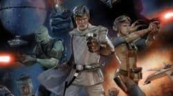 «The Star Wars» prend vie en bande