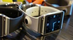 La montre intelligente de Samsung, c'est