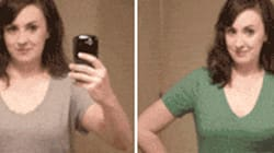 WATCH: Weight Loss Time-Lapse Goes