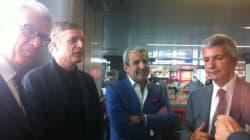 Crisi e psicanalisi. Zanda, Cuperlo e Vendola in volo per Genova: