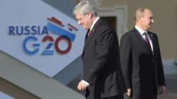 Harper To G20 Leaders: Follow My