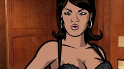 Aisha Tyler: 'Archer' Is So