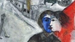 Il lato oscuro di Chagall
