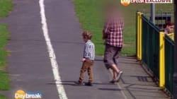 Deux minutes suffisent pour enlever un enfant selon une émission