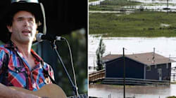 Concert To Benefit Siksika Flood