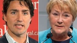 Trudeau Says Marois
