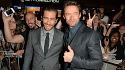 Wolverine And Jake Gyllenhaal