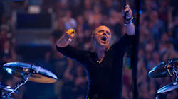TIFF: Metallica Talks 'Love Affair' With