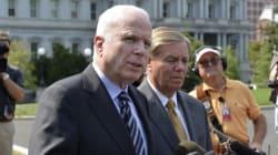 McCain sur la marijuana :