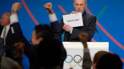 JO 2020: Les autorités olympiques japonaises s'en tiennent aux plans malgré les