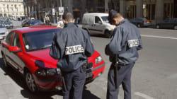 La police en grève des...