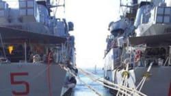 Amianto, la Marina sotto