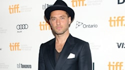 Jude Law's Hat Makes Quite The
