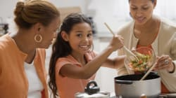 Make Your Kitchen a Classroom For Your