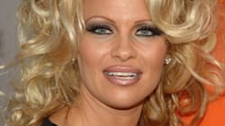 LOOK: Pamela Anderson Without