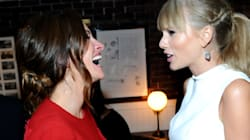 When Julia Roberts Met Taylor
