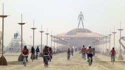 Les meilleures photos de Burning Man