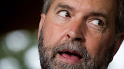 Mulcair: No Best-Before Date For Human
