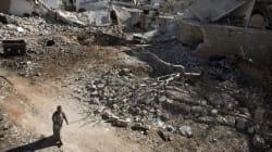 Syrie: au moins 32 personnes ont été tuées dans un bombardement à