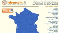 À quoi ressemble la France du Bon Coin