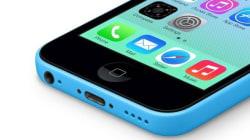 iPhone 5C, C comme