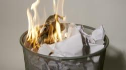 Burning Garbage Is Like Burning