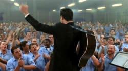 En prison, la musique adoucit toujours les