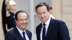 Les Anglais nous bashent après une réflexion de Hollande sur