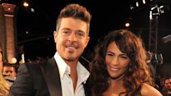Robin Thicke Flies To Vancouver To Try And Save
