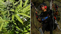 Police Warn Pot Growers Of Flying