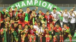 L'équipe de foot afghane accueillie en héros à Kaboul après un rare