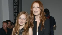 Julianne Moore's Daughter Looks Just Like