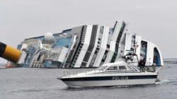 Costa Concordia: des restes humains trouvés à proximité de