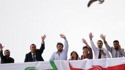 Movimento 5 stelle: i deputati saliti sul tetto di Montecitorio sospesi per 5